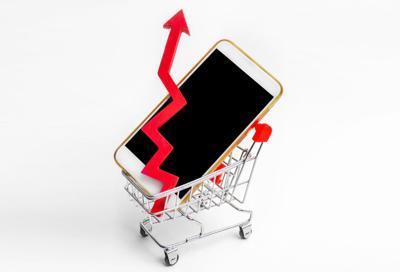 Retrocede el gasto en la compra de alimentos