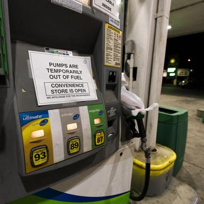 Se extiende la escasez de gasolina en Estados Unidos
