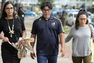 Sentencian a cinco años de probatoria a coacusado de Ramón Orta