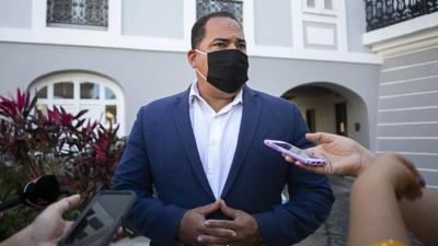 Carmelo Ríos acusa a alcalde de Villalba de politiquear en medio de la pandemia
