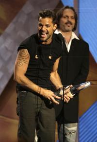 Ricky Martin Persona del Año 2006