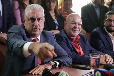 Presidentes legislativos
