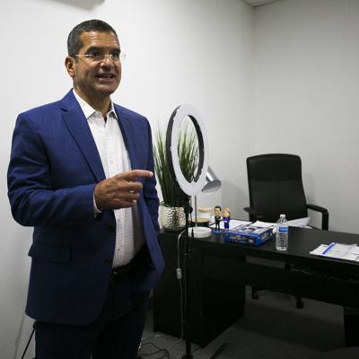 Se prepara Pedro Pierluisi para el Gran Debate
