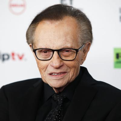 Muere el presentador Larry King