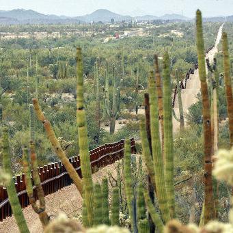 Juez bloquea uso de fondos del Pentágono en muro fronterizo