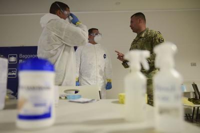 Guardia Nacional actualiza los centros de prueba Covid-19