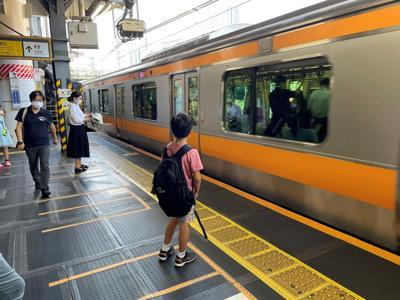 Diario olímpico: el niño del tren