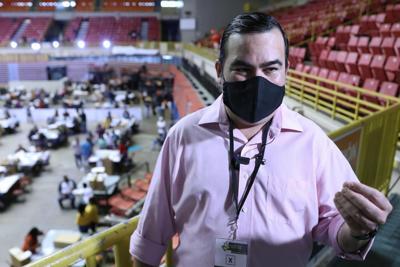 En manos de Rosado Colomer el futuro del director de escrutinio