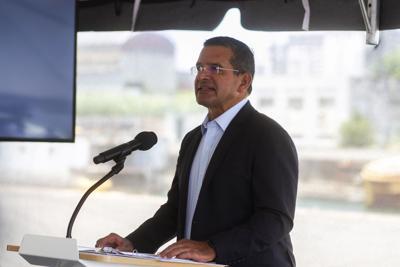 Gobernador presenta dos proyectos de ley para evitar el recorte a las pensiones