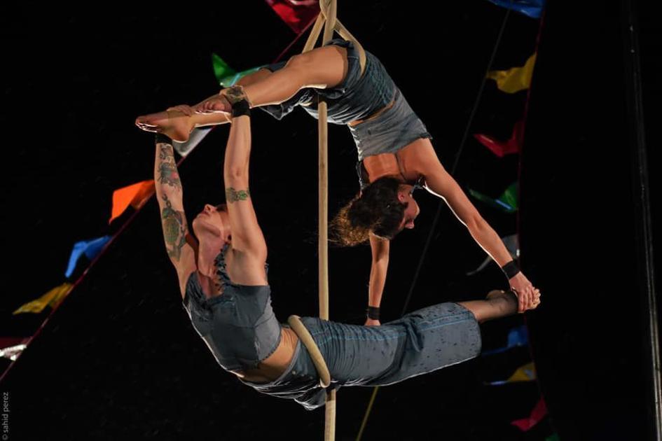 Cierra con broche de oro el Circo Fest 2019