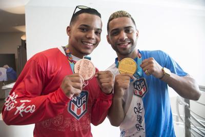 Yankiel Rivera & Oscar Collazo
