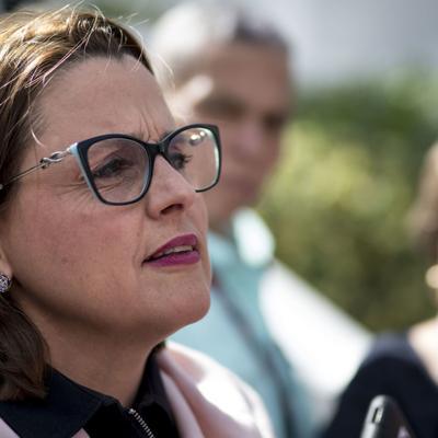 La secretaria de Justicia no renunciará a su puesto
