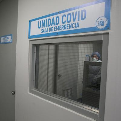 En 342 los hospitalizados por Covid-19 en la Isla