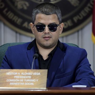 "Objetan proveer a defensa de Néstor Alonso documentos en sistema ""Braille"""