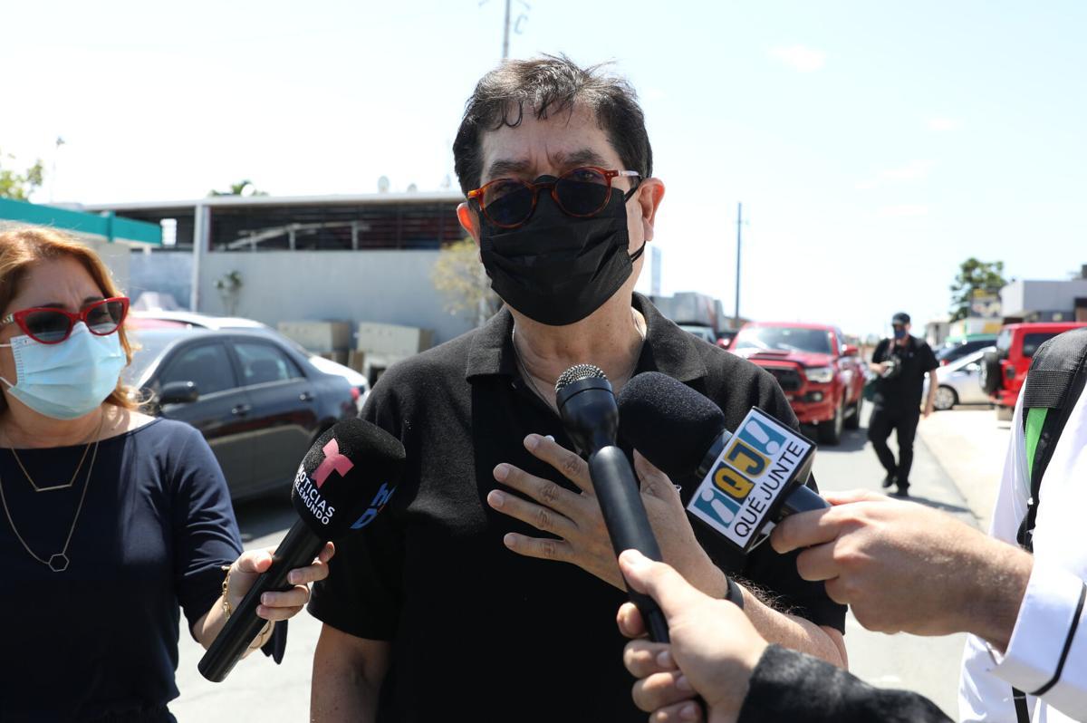 Velatorio Ray Reyes Edgardo Diaz