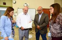 Johnny Méndez pide acción inmediata en caso de escuela de Luquillo