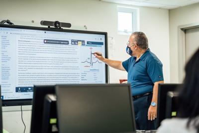 Nueva tecnología eleva nivel de enseñanza virtual en la Isla