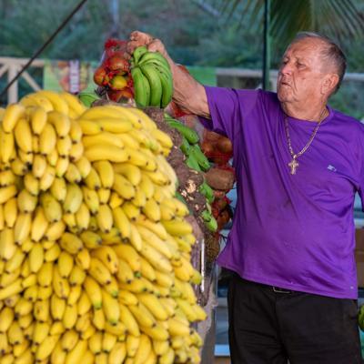Mercado familiar llega a Culebra