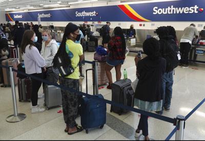 Southwest Airlines Canceled Flights Florida