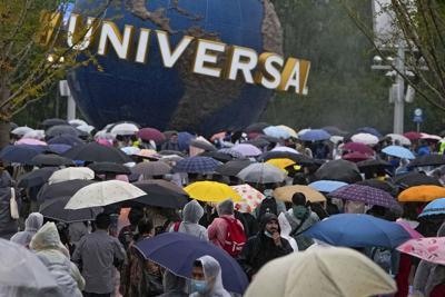 Universal Studios inaugura parque en Beijing