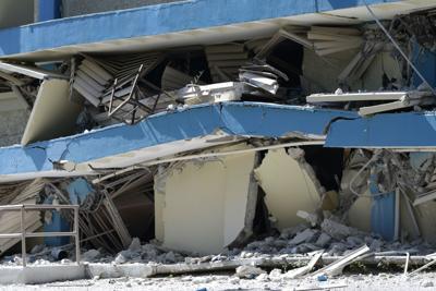 Sin reparar las escuelas a un año de los terremotos