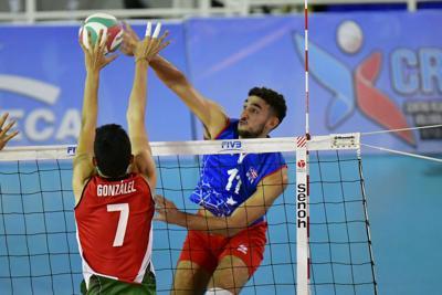 En marcha el recambio generacional de la selección masculina de voleibol