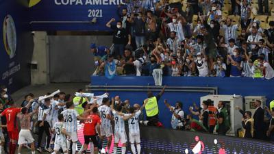 Copa América termina con 179 casos confirmados de covid-19