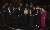 Parasite gana mejor película en Oscars 2020