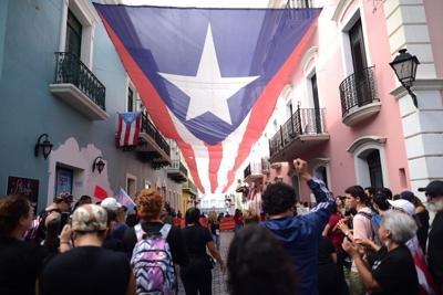Protesta La Fortaleza