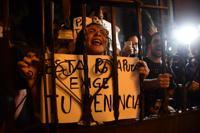 Se intensifican manifestaciones en La Fortaleza