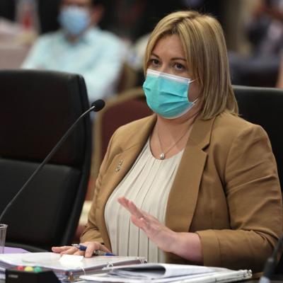 Exhortan al Senado a rechazar nombramiento de Elba Aponte