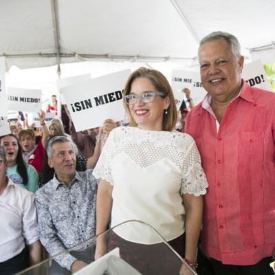 Carmen Yulín anuncia una nueva Alianza Popular