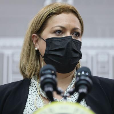 Senado evaluará mañana informe sobre nombramiento de Elba Aponte
