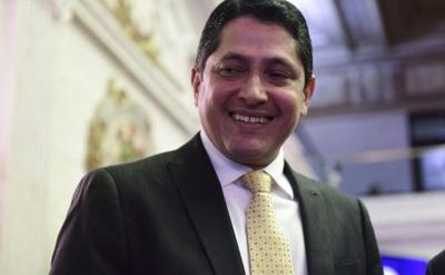 Walter Vélez, Contralor Electoral