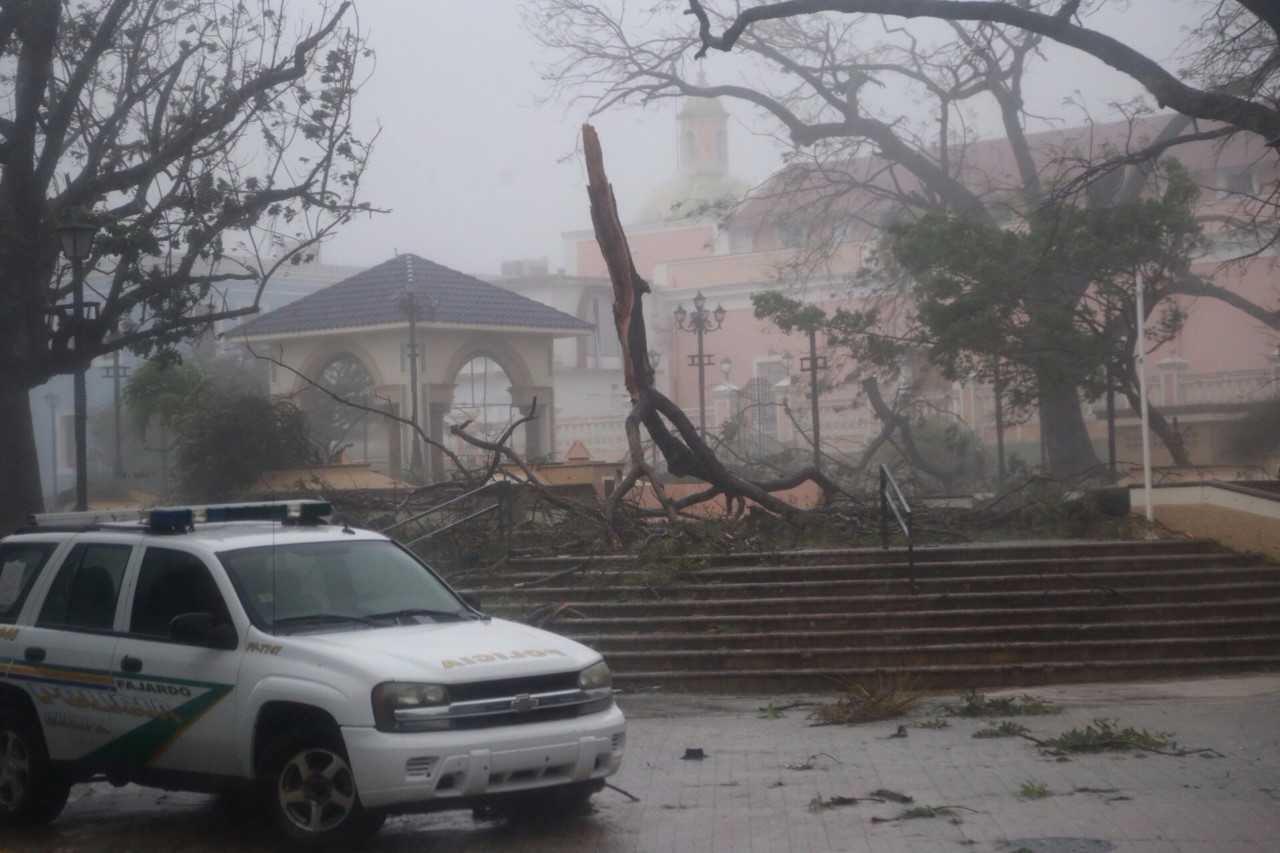 Aviso de ciclón tropical No. 9: María se aleja de Puerto Rico