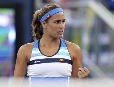 Mónica Puig avanza a la segunda ronda del Abierto de Francia