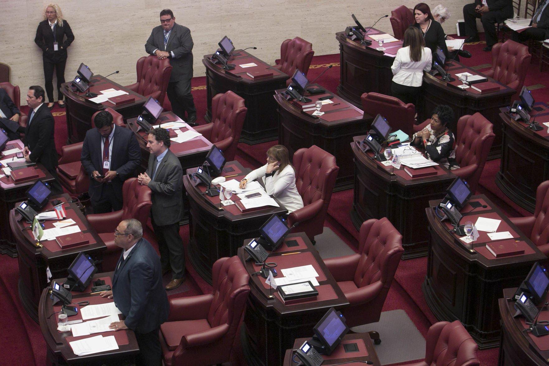 Senado aprueba el presupuesto con enmiendas