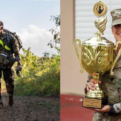 Soldados boricuas representarán al Caribe en competencia de la Reserva del Ejército estadounidense