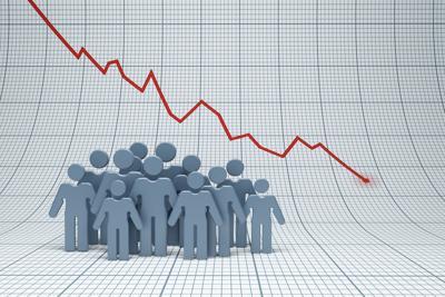Estiman que siete municipios han perdido 20% o más de su población
