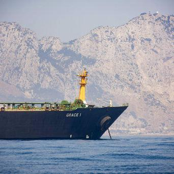 Petrolero iraní se prepara para zarpar de Gibraltar