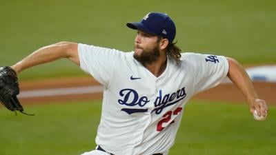 Dodgers descartan a Kershaw por lesión
