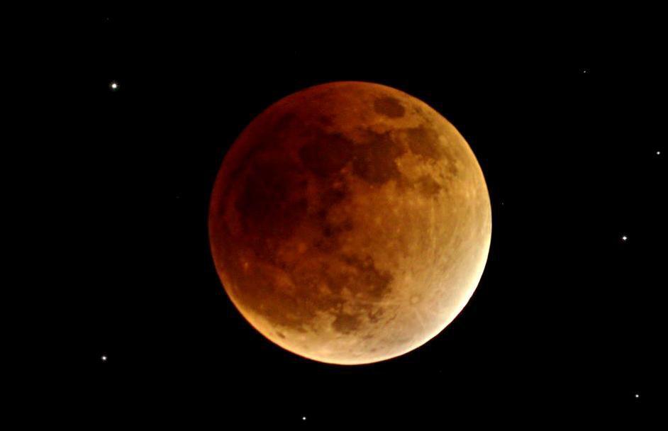 ¿Cuándo será el último eclipse lunar de 2020? - El Vocero de Puerto Rico