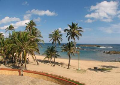 playa escambron