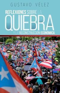 Publica libro que analiza la quiebra del País