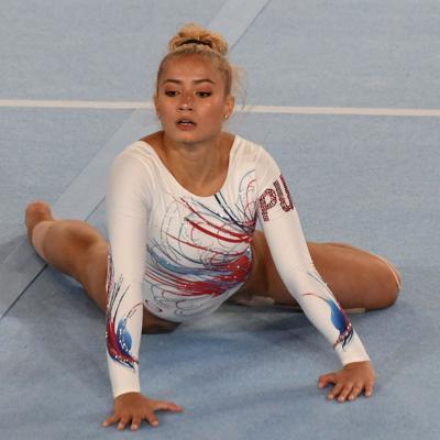 Importante prueba para gimnasta Andrea Maldonado