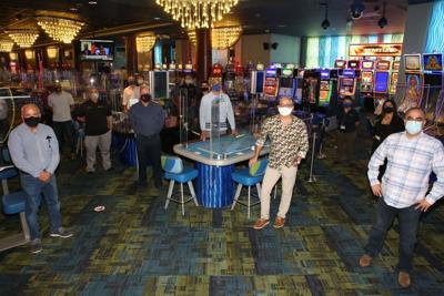 Casinos exigen reapertura