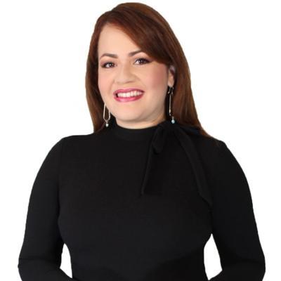 Ada Monzón da bienvenida a nueva meteoróloga