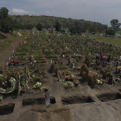 México: Saldo real de muertos por Covid-19 se sabrá en dos años