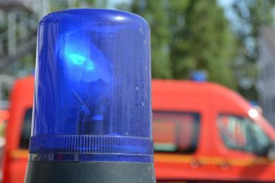 rescate policia ambulancia