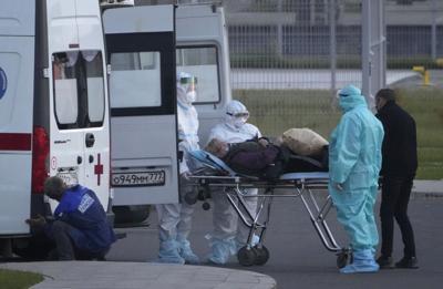Rusia alcanza un nuevo récord de contagios y muertos por el covid-19